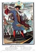 1705 capt de la marine