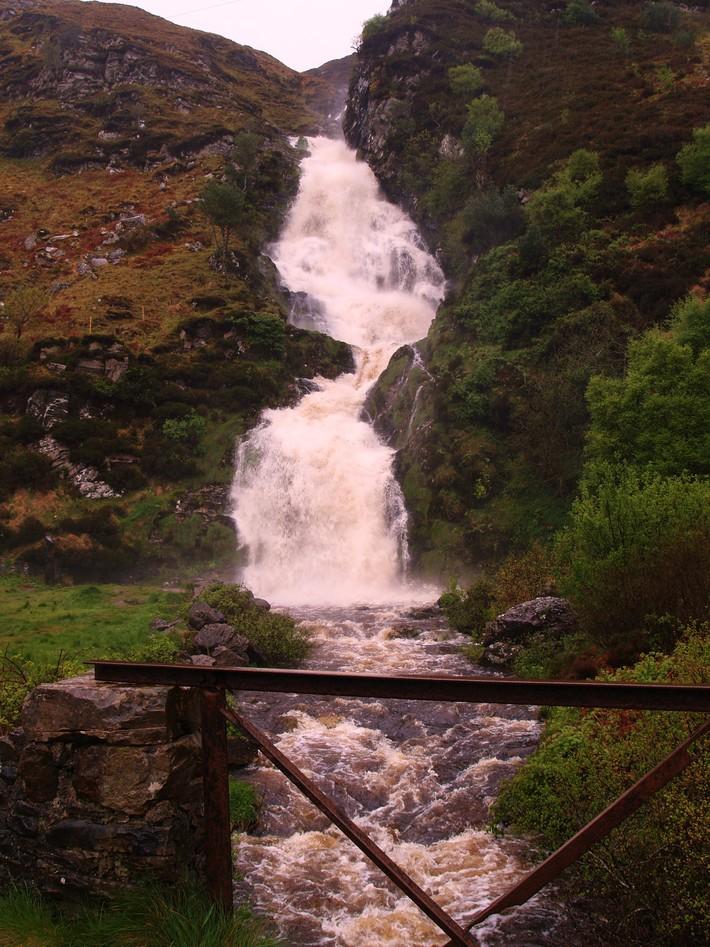 Assaranca waterfall - Ardara