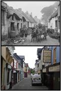 Killarney Laneway Then & Now