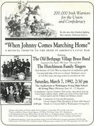 Commemorating The Irish Who Fought in America's Civil War