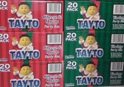 #OneIrishDay Busy packing #Tayto and other Irish goodies to send all over the world!