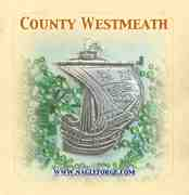 County Westmeath inspired Pewter Ship Brooch by Nagle Forge & Foundry