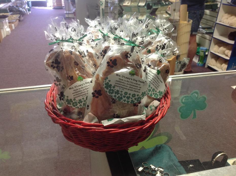 Irish Import Shop California - Doggie Treats!