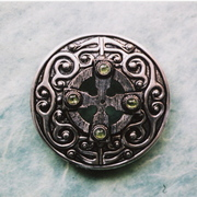 Celtic Ring Cross -- A Nagle Forge & Foundry Original....
