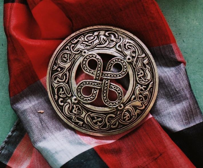 Maze Cross... Viking Style....