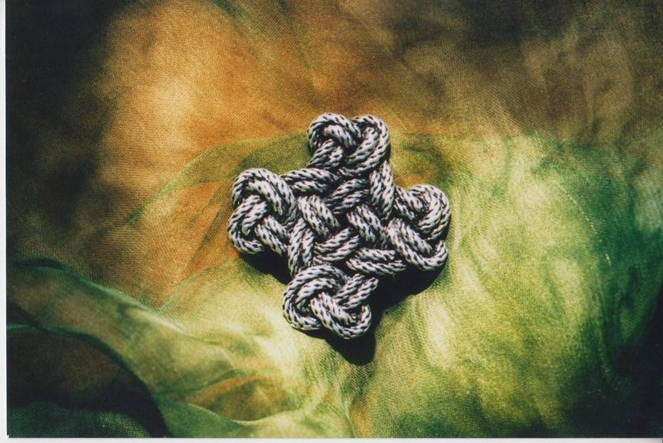 Knot Cross --A Nagle Forge & Foundry Original...