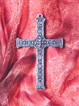 Medeival Cross --A Nagle Forge & Foundry original....
