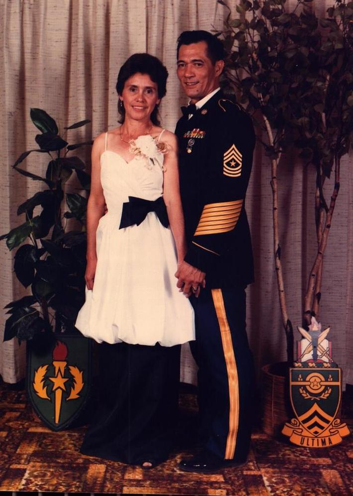 US Army Sergeants Major Academy  09May1986, Ft Bliss-Biggs Army Air Field, Texas o