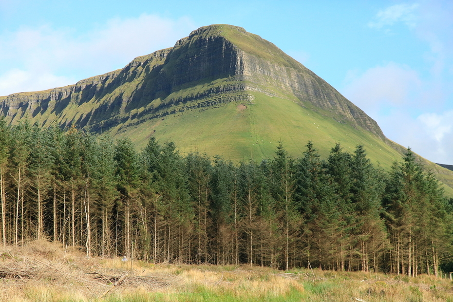 Magnificent Mountains in the Wild West of Ireland