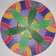 Mandala der Fruchtbarkeit