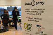 Restart Hackney Feb 2014