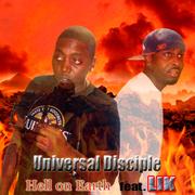 Hell on earth - Feat lik - Mixtape 4 - Tao of the disciple