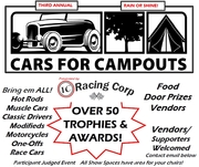 3rd Annual Cars for Campouts