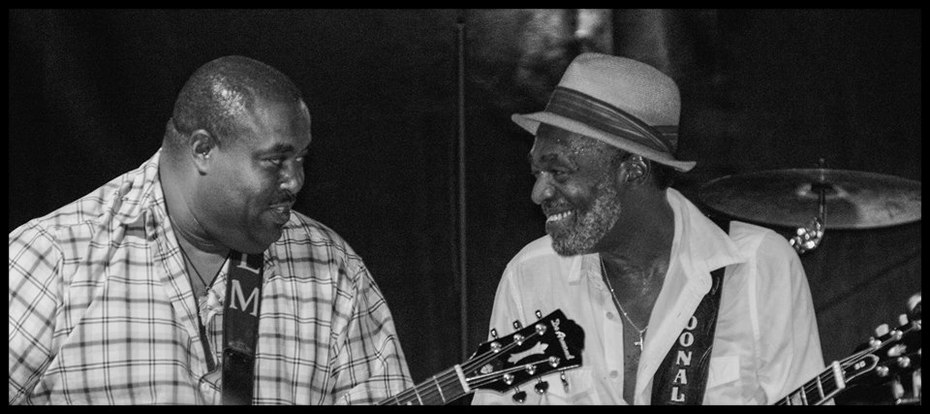 Donald Kinsey & Larry McCray