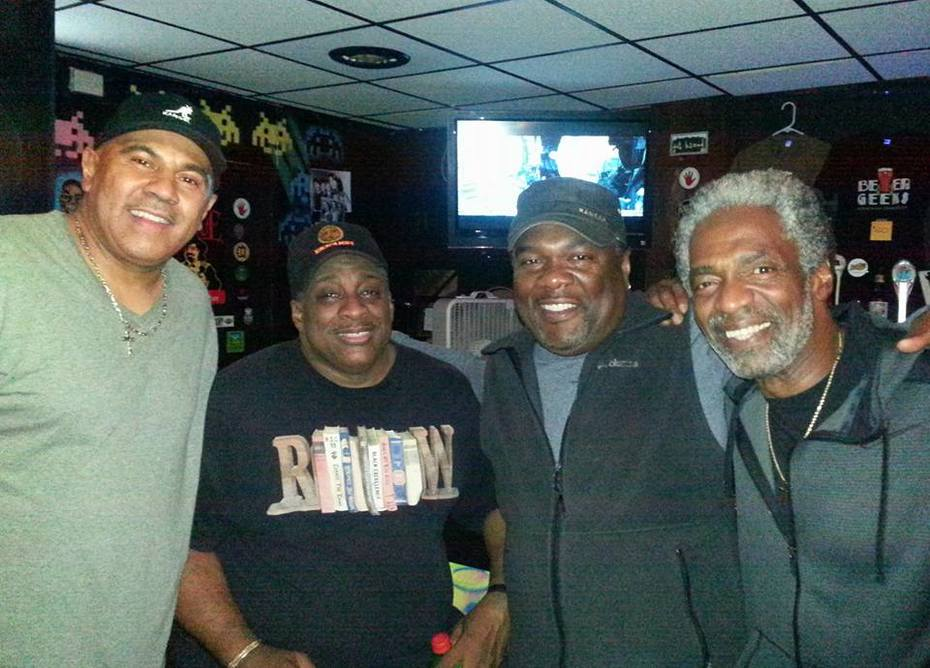 Ronnie Brooks,Rico McFarland,Ken Kinsey & Donald Kinsey