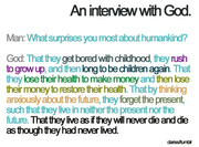 God_interview