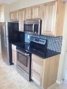 Kitchen Range side