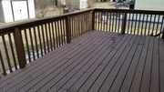 Nice Large Deck
