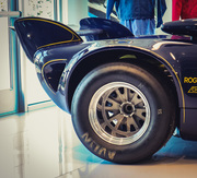 Lola T-70 Lightweight at the Hagerty Office in Golden.