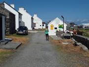 Gaeltacht Thiar Thir Chonaill, paint the islands project, Gola.