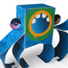 Paper Creatures // DIY Flatpack Toys