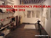 Studio Residency Program
