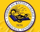 American Baptist College…