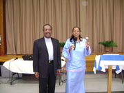 God's Prophets from Maryland doing his bidding