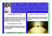 Kingdom Empowerment Five-fold Church Fellowship