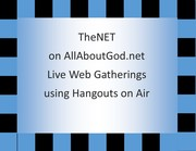TheNET HOA Bible Studies and Live Gatherings (All the videos in one place)