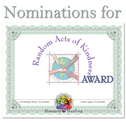 Random Acts of Kindness :: Nominations