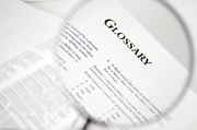 Share Your Glossary