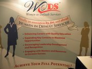 Women in Default Services - CAN WE TALK?