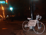 Chicago Ghost Bikes