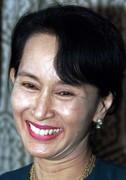 I'm with Aung San Suu Kyi (Burma)