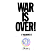 WAR IS OVER! (if WE want it)