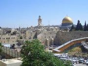An Absence in Jerusalem