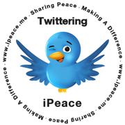 Twitting iPeace