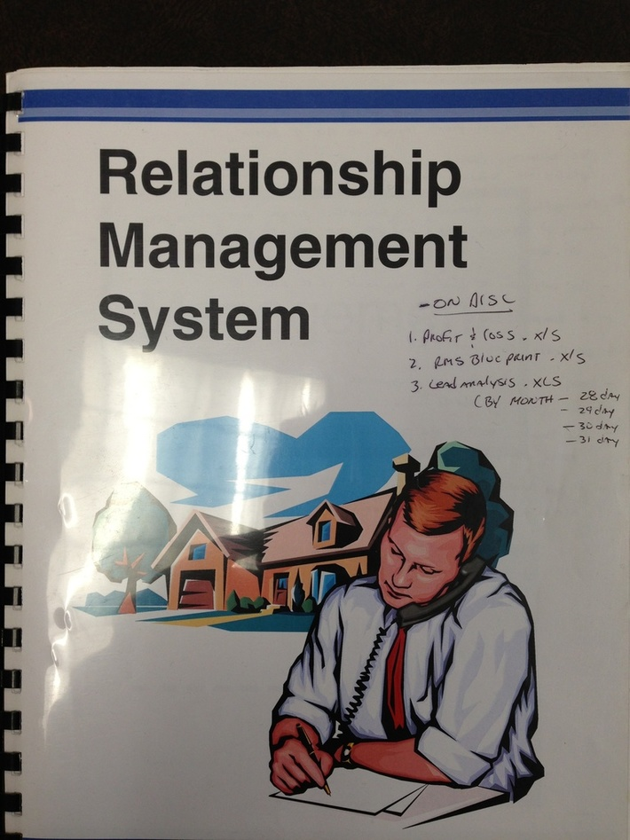Relationship Management System for Automotive Sales Professionals