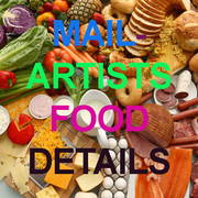 Mail-Artists Food Details