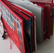 Collaborative Mail Art Books