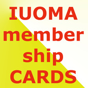 IUOMA membership Cards