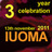 3 years IUOMA at NING - …
