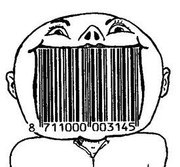 Barcode Mail Art