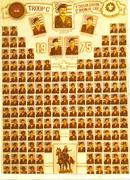 Troop portraits