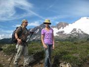 Training for Mt. Rainier