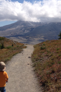 Mt. St. Helens Mothers Day Climbers