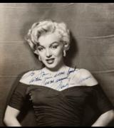 Marilyn Monroe Autographs