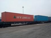 Railway Transport to C.I.S. ; Mongolia ;  Russia