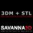 3DM + STL Files